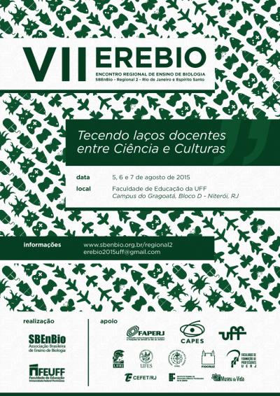 Anais do VII EREBIO Regional 2