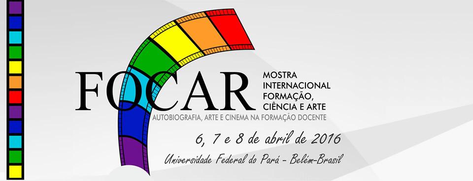 """Mostra """"Focar"""" acontecerá na UFPA nos dias 6, 7 e 8 de abril de 2016"""