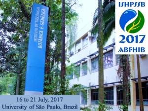 ISHPSSB & ABFHiB 2017 Meeting