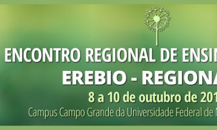 III Encontro Regional de Ensino de Biologia – Regional 1