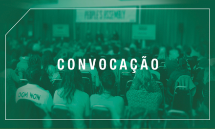 EDITAL DE CONVOCAÇÃO DE ELEIÇÕES