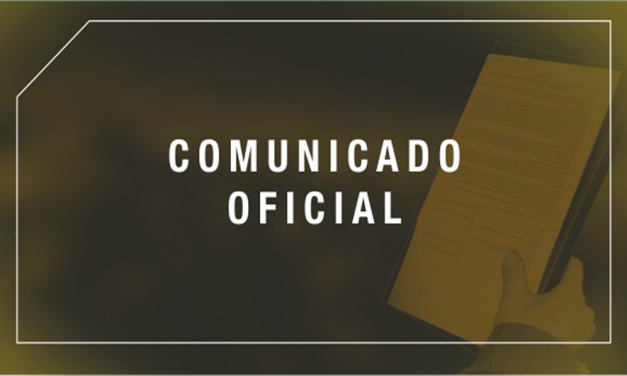 Comunicado Oficial – Revisão Estatuto da SBEnBio