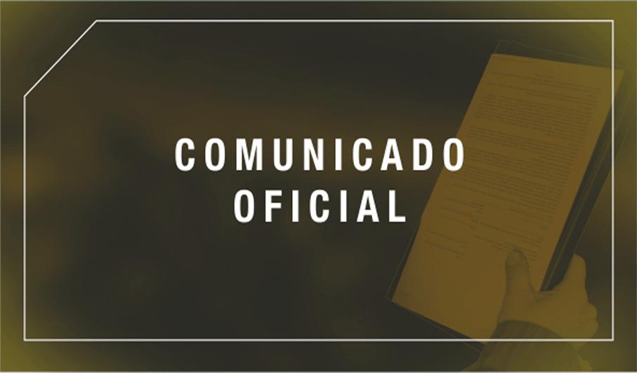 Carta da Diretoria Executiva Nacional aos Associados