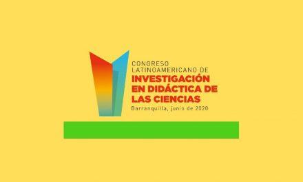Congresso Latinoamericano de Investigación en Didáctica de Las Ciencias