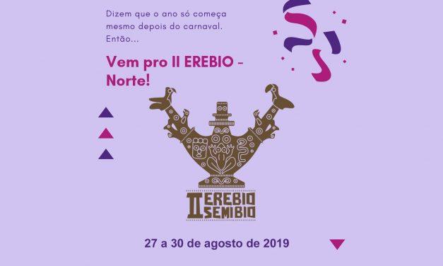 II Encontro Regional de Ensino de Biologia & II Seminários Integradores de Biologia do Oeste do Pará