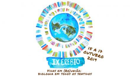 IX Encontro Regional de Ensino de Biologia – Santa Maria,