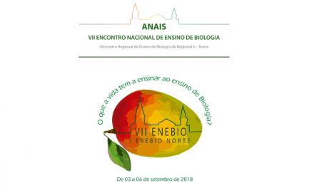 ANAIS VII ENCONTRO NACIONAL DE ENSINO DE BIOLOGIA – ENEBIO