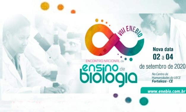 Encontro Nacional de Ensino de Biologia – VIII Enebio