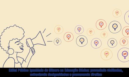 SBenBio junto com outras  com outras instituições lança o Edital Público Igualdade de Gênero na Educação Básica