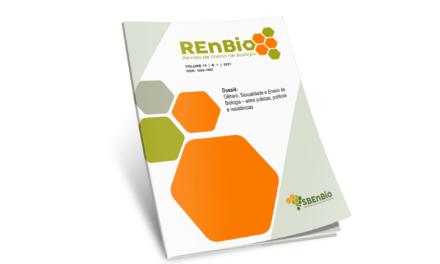 Lançamento nova edição REnBio – v.14, n.1, jun./2021