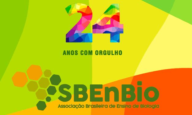 Aniversário SBEnBio – 24 anos com orgulho