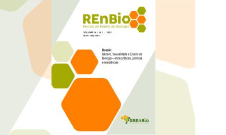REnBio Novo endereço para acesso ao sistema de Submissão